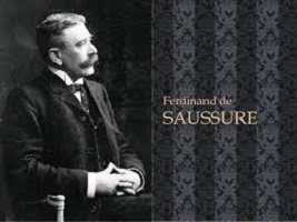 Photo of Ferdinand de Saussure (1857-1913)