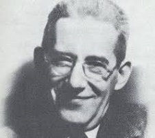 Photo of Leonard Bloomfield (1887-1949)
