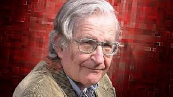 Photo of Noam Chomsky (1928  )