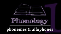 fundamental concepts of phonology